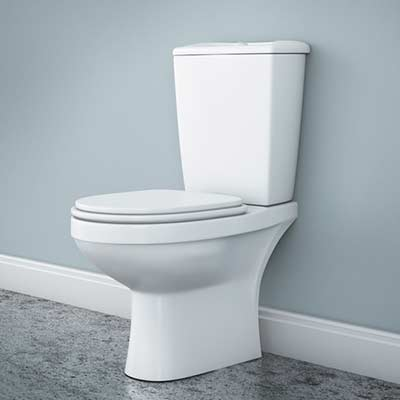 Toilet repaired by Dj Plumbing in Vancouver