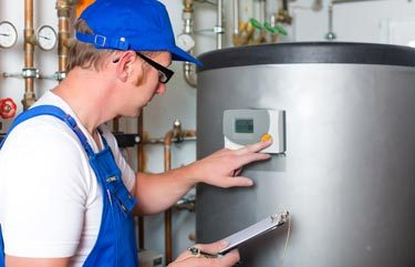 Hot Water Heater Replacement Plumbing Services