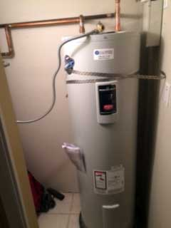 Hot Water Tank Costs