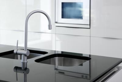 kitchen sink installation Vancouver